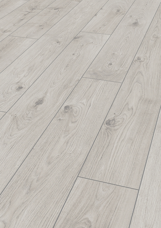 Everest Oak White Laminat Parke